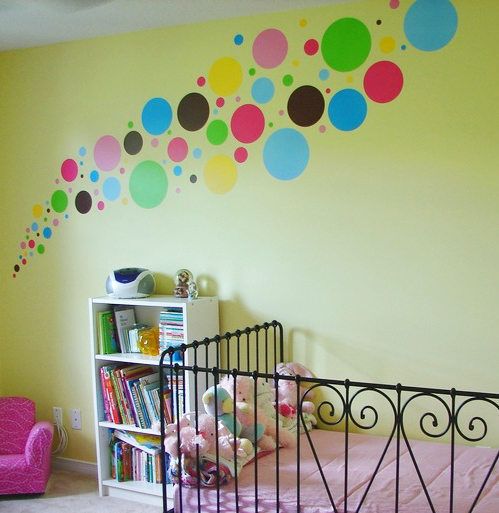 Dots & Circles Wall Decal