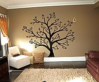 Gnarly Sugar Maple Wall Decal