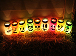 Darling Halloween Luminaries