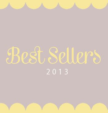 Best Sellers 2013