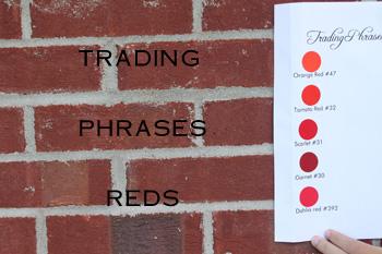 Color Closeup - Our Reds