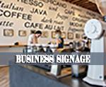 Business Signage