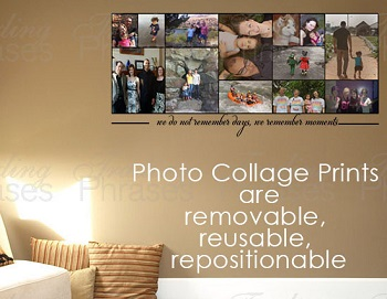 Press Release: Trading Phrases Releases New Photo Collage Prints