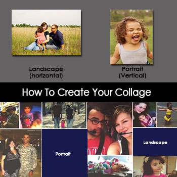 NEW Adhesive Photo Collage FAQ