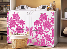 Appliances Love Decals, Too!