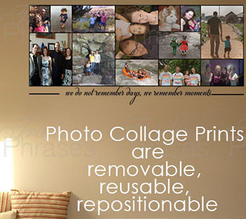 NEW Photo Collage Prints
