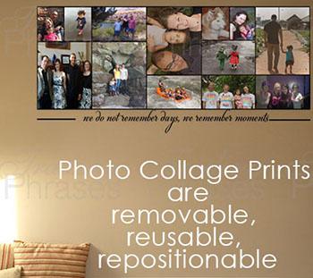 NEW Photo Collage Prints