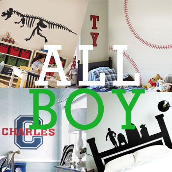 The Building Blocks of an AWESOME Boy's Room!