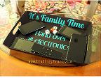 DIY Family Time Tray