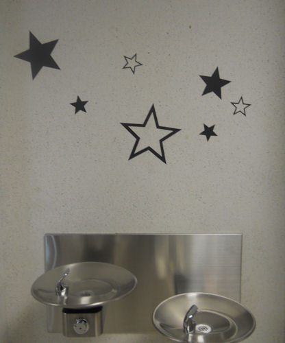 Star Pack Wall Decal