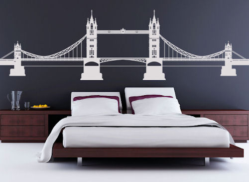 Tower Bridge XLG Wall Decal
