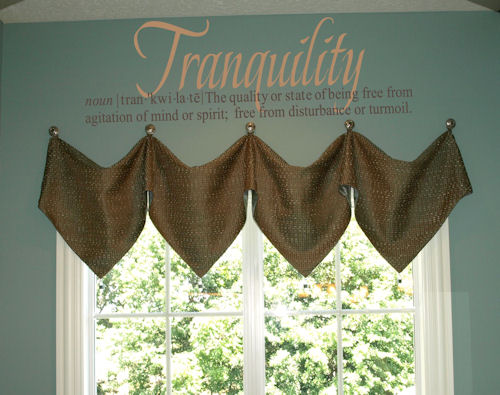 Tranquility Redefined Wall Decal
