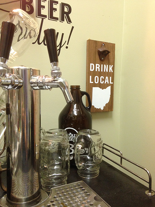 Drink Local Decal