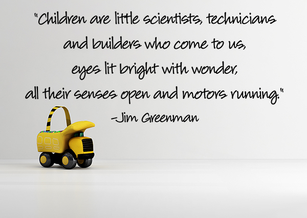 Builders and Technicians Wall Decal