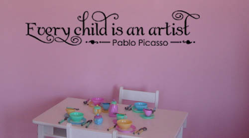 Every Child Wall Decal