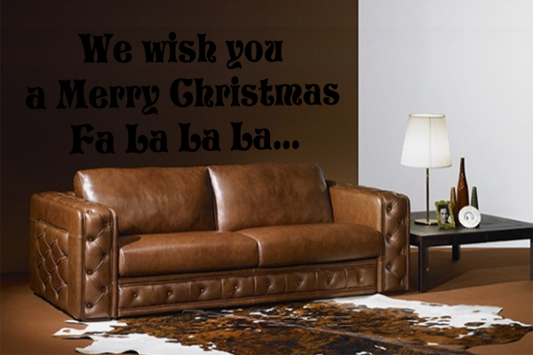 We Wish You Wall Decal