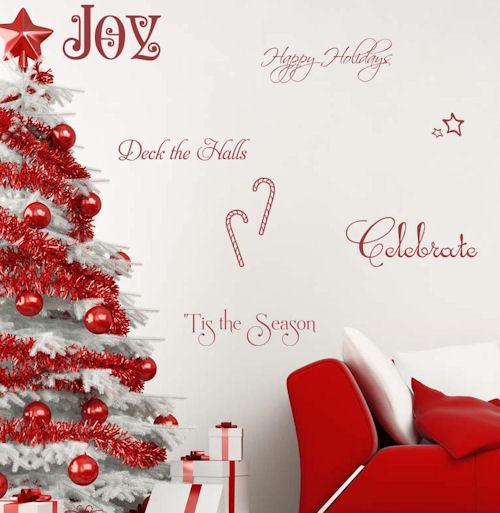Christmas Collection Christmas Decal