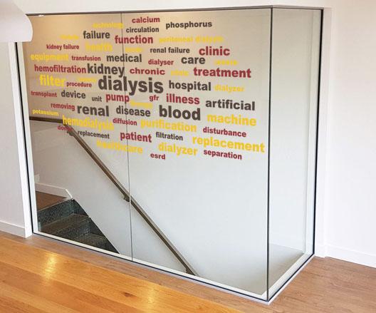 Dialysis Word Cloud