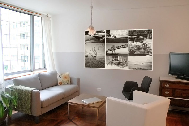 4 x 3 Photo Collage Print 2