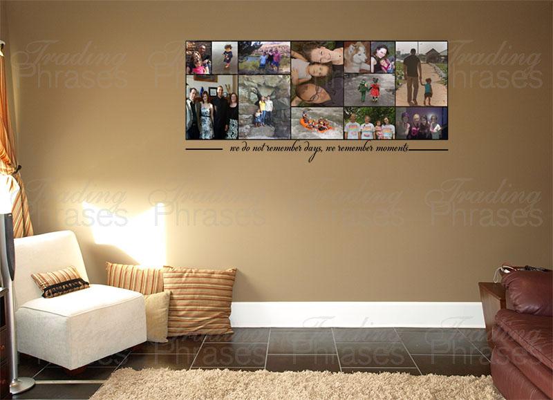5 x 2 Photo Collage Print