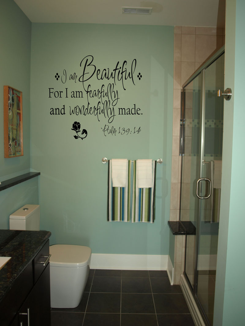 I am Beautiful | Wall Decals