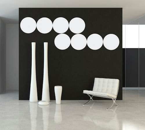 Large Dots Wall Decal