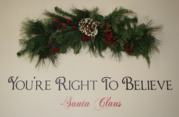 You're Right To Believe Wall Decal