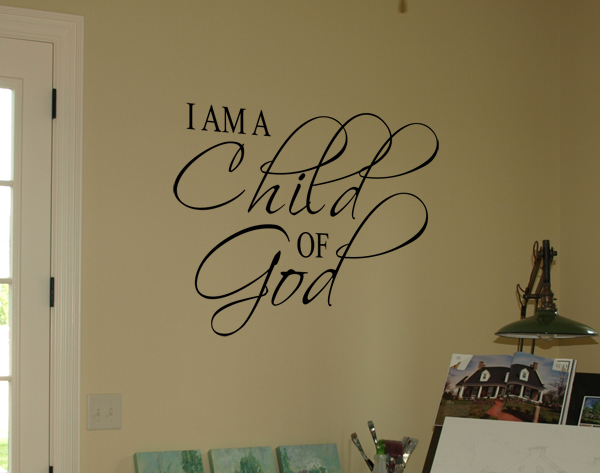 Child of God Wall Decals