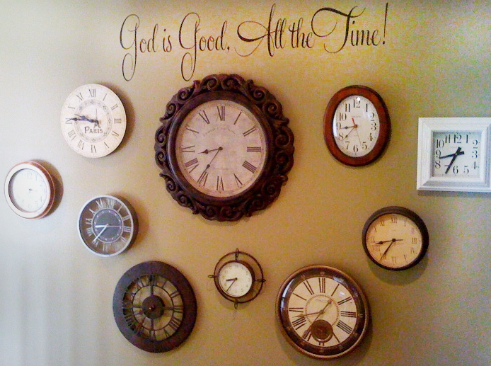 God is Good Wall Decals
