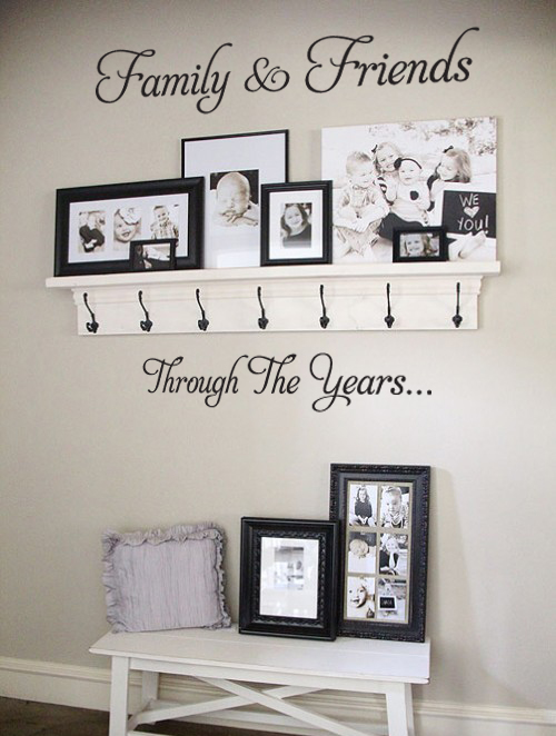Through the Years Wall Decal
