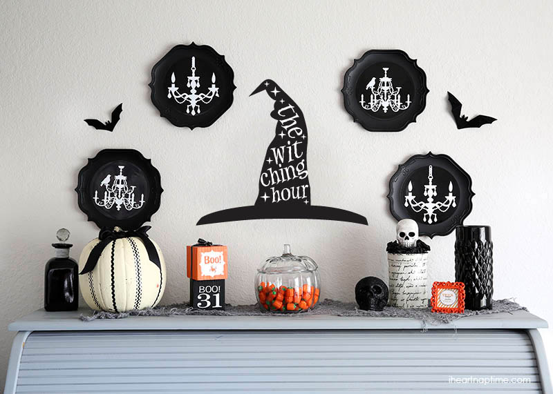 The Witching Hour Wall Decal