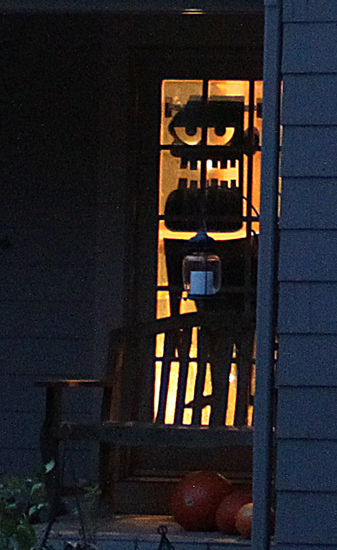 Frankie Window Monster Wall or Window Decal