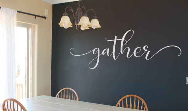 Gather Decal