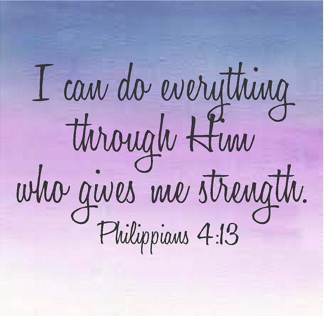 Everything Through Him