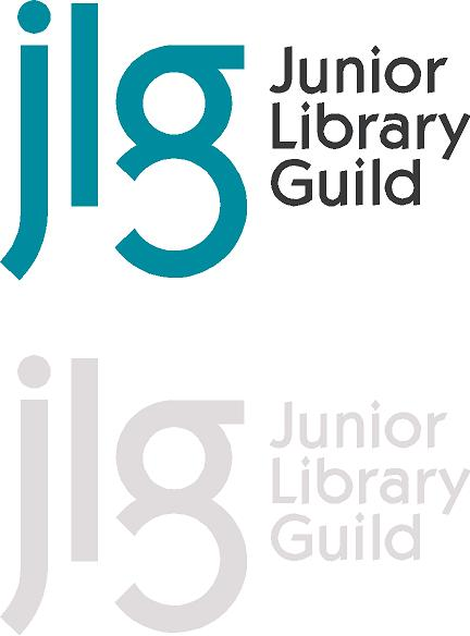 Junior Library Guild Decals Large
