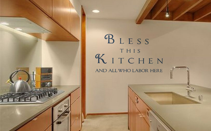 Bless This Kitchen