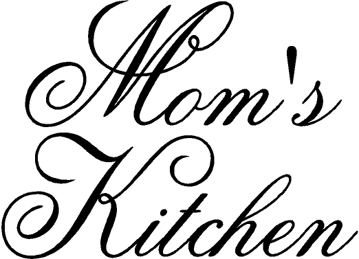 Mom's Kitchen Wall Decal