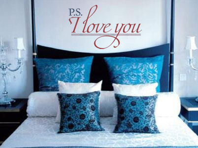 Love You Wall Decal