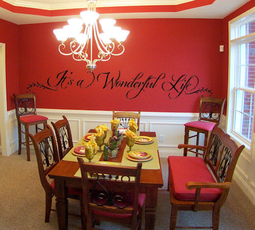 Wonderful Life | Wall Decals