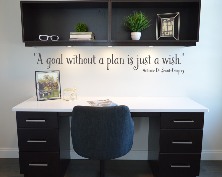 Just A Wish Wall Decal