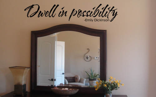 Dwell Wall Decals