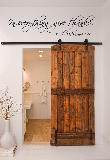 In Everything Wall Decal
