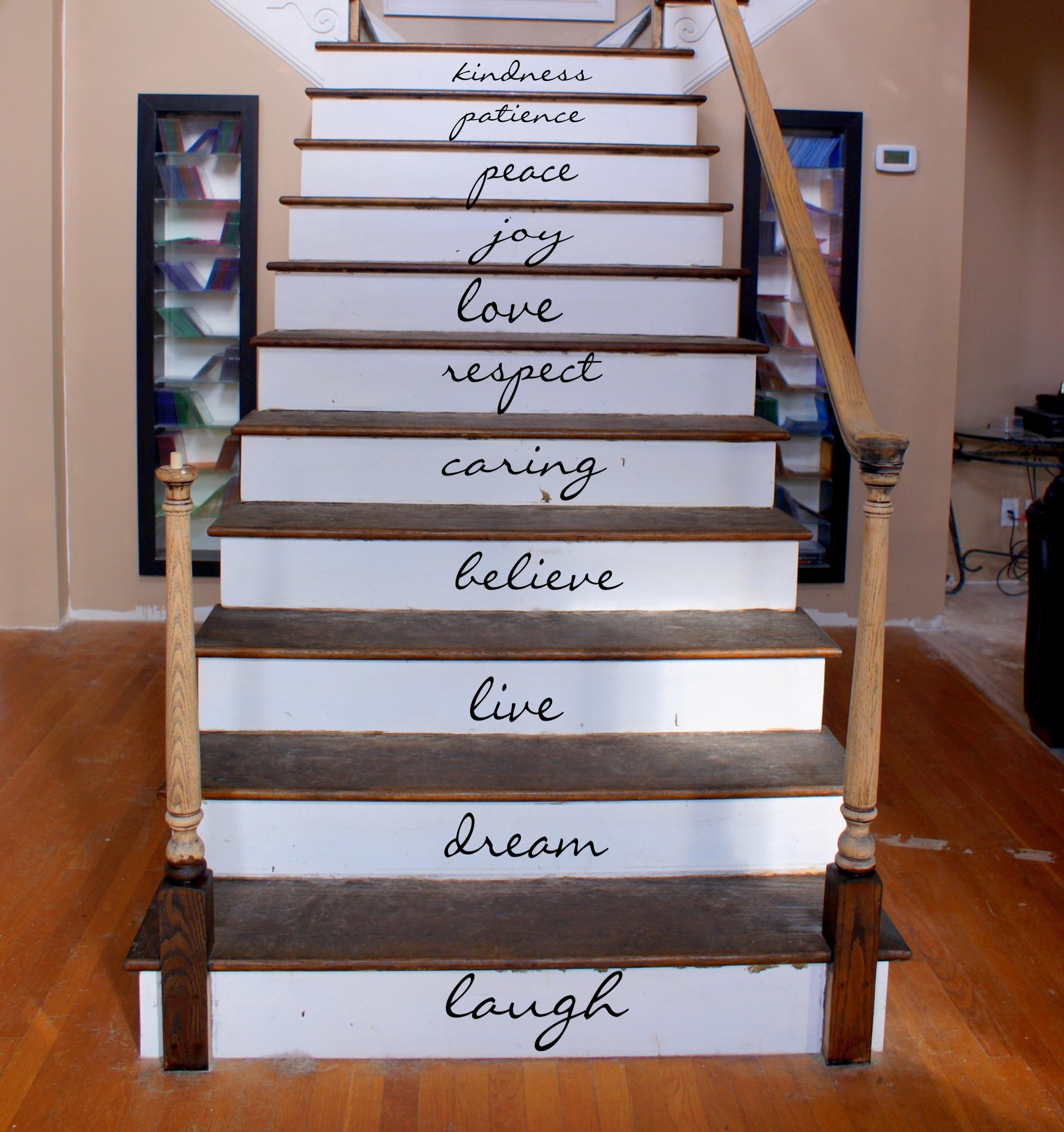 Words To Live By Wall Decal
