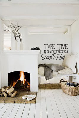 Take Time Wall Decal