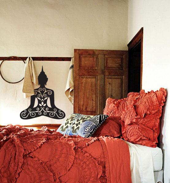 Decorative Buddha Wall Decal