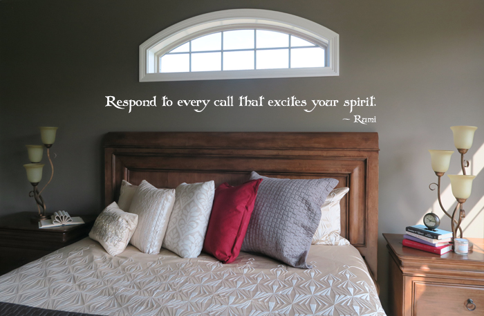 Answer to Every Call Wall Decal