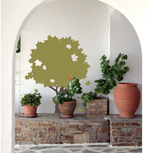 Maple Tree Wall Decal