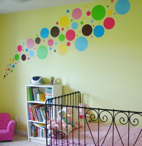 Dots & Circles Wall Decal