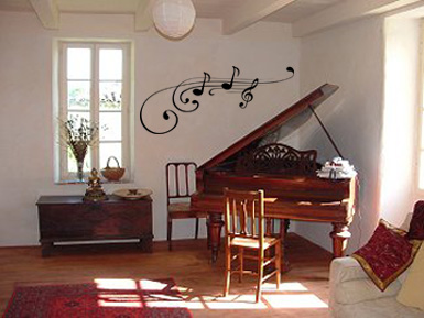 Music Wall Decals