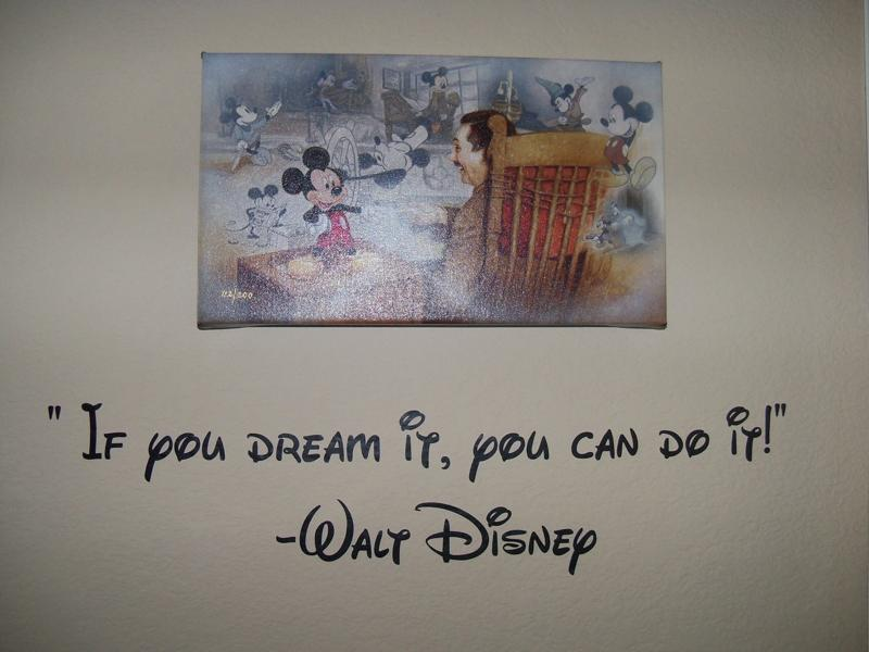 Walt Disney Wall Decals